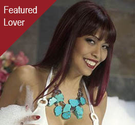 Featured Lover - Cumisha Amado