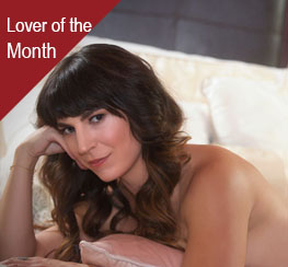Lover of the Month - Sandi Benks